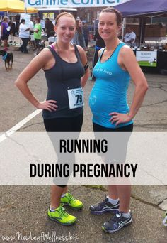 Running During Pregnancy.  A 5-mile race recap...plus what I did before I even got pregnant to get to this point!