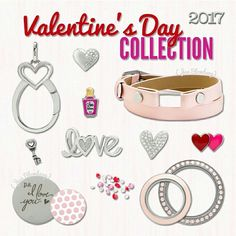 Valentine's Day gift ideas from Origami Owl. Hurry before they are gone! She will ❤️❤️ these!  https://dreambig.origamiowl.com/ #jewelry