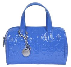 #ElectricBlue #BarrelBag from #CalvinKleinJeans #SpringSummer2013 Collection for Rs.5899/- #neon