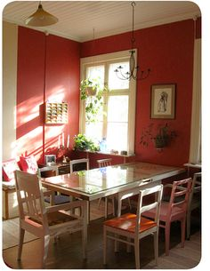 need a new dining table. Id love to repurpose an old door and cover ...