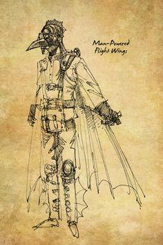 Wing Suit