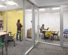 Workplace Element: IdeaPaint Walls