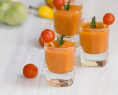 Gazpacho | Honest Cooking Italia