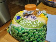 Handy tip for keeping frozen veggies sealed and easy to pour