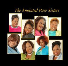 The 15 best gospel music artist sister groups images on pinterest the anointed pace sisters consists of latrice dejuaii melonda june leslie fandeluxe Images