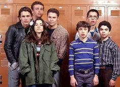 Freaks and Geeks Bible from Paul Feig
