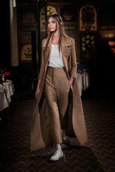 Sfilata The Row New York - Collezioni Primavera Estate 2018 - Vogue