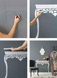 Resultado de imagen para siluetas de arboles para pared