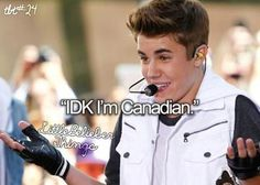 I don't know. I'm Canadian. The answer to everything!