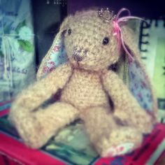 Mundo de Amelie, Apresento lapin, uma coelhinha francesa com cheirinho de lavanda...