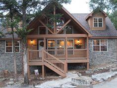 Lodge vacation rental in Branson from VRBO.com! #vacation #rental #travel #vrbo