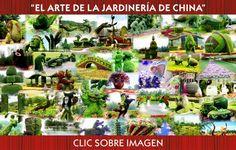 EL ARTE DE LA JARDINERIA DE CHINA