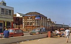 Looking at the Railway Station, Cleethorpes