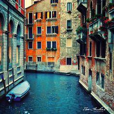 Venice II by IsacGoulart on DeviantArt