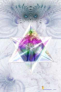 Merkaba: The Rainbow Body