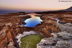 Lowest Place on Earth, The Dead Sea