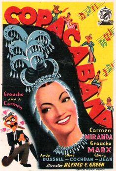 Copacabana (1947) de Alfred E. Green - tt0039277
