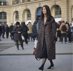 reputable site a00b0 9a676 The Fashion Editor  CarolineIssa wearing the PIERRE HARDY Siouxie boots  after the Schiaparelli show in