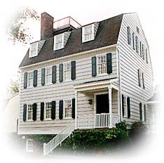 The quaint home at 507 East St. Julian Street was built in 1796 by Rhode Islander Hampton Lillibridge and is one of very few 18th century re...