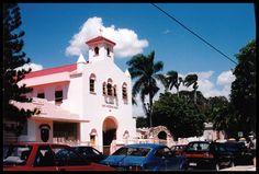 La Iglesia se San Antonio Abad (1888): Guánica, Puerto Rico