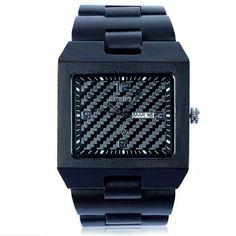 Kvalitné spracovanie a kombinácia jedinečného dreva dávajú hodinkám  elegantný tvar. S trendy náramkovými hodinkami jednoznačne zaujmete svojich  blízkych i ... a09295dc216