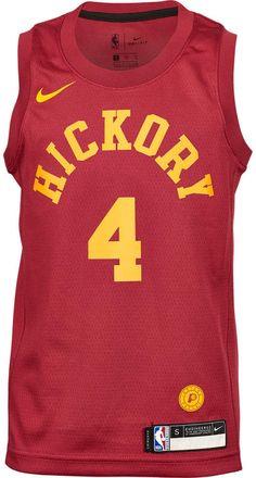 609ee97529b Nike Team Kids' Indiana Pacers NBA Victor Oladipo Hardwood Classics  Swingman Jersey
