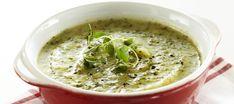 Juustoinen kasvis-pinaattikeitto | Pääruoat | Reseptit – K-Ruoka Hummus, Risotto, Ethnic Recipes, Koti, Anne Frank