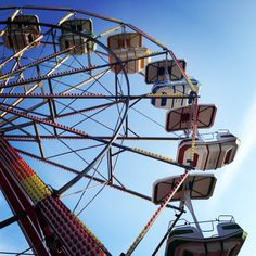 Giant Wheel in Long Beach Island, NJ