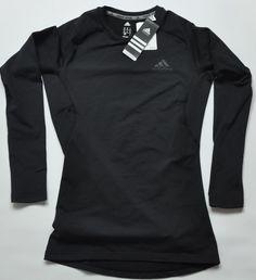 NWT!+Adidas+TI+Comp+Shirt+Black+#adidas+#ShirtsTops