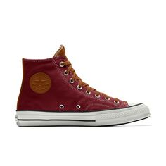 Converse by You. Choose from unique colors, patterns and materials and add personalized text to create a shoe you can call your own. Custom Converse, Custom Shoes, Custom Chuck Taylors, Nike Co, Converse Chuck Taylor All Star, Top Shoes, High Tops, High Top Sneakers, Tennis