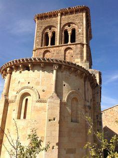 San Pedro de Tejada Notre Dame, San, Building, Travel, Viajes, Architecture, Places, Buildings, Destinations