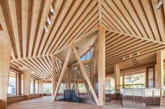 trame - interni - legno Pergola, Outdoor Structures, Outdoor Pergola, Arbors, Pergolas