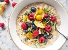 Oatmeal, Breakfast, Fitness, Recipes, The Oatmeal, Morning Coffee, Rolled Oats, Ripped Recipes