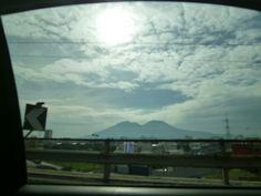 Macchina, Santa Lucia→Aeroporto, Napoli Italia (Maggio)