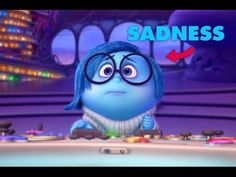 Inside Out - Meet Sadness - Official Disney Pixar | HD - YouTube