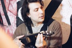 Frank can go ahead and take that ukelele and hit me in the head with it