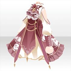 Fluorite Fantasia|@games -アットゲームズ- Anime Outfits, Girl Outfits, Cute Outfits, Chibi, Fashion Design Drawings, Fashion Sketches, Anime Dress, Cocoppa Play, Girl Standing