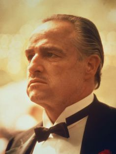 """I'm gonna make him an offer he can't refuse"" - Don Vito Corleone"
