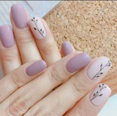 3 8 4 votes Matte nails are so trendy this year And they are so cute and gorgeous Check out some of our favorite looks for matte nail art that we are sure you will love Diatsy World wishes you and your loved ones a happy year We'll be tog - # Minimalist Nails, Matte Nails, Stiletto Nails, Lilac Nails, Coffin Nails, Acrylic Nails, Hair And Nails, My Nails, Long Nails
