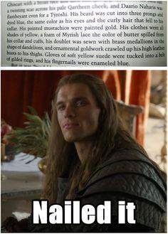 Thronestrosity!