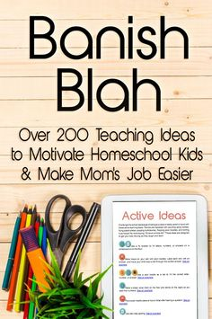 Routines are good, but ruts are deadly. Break out of your homeschool blahs or prevent them altogether with these creative learning ideas. With the over 230 different activities outlined in this free digital guide, there is a fresh idea for every day of your school year with plenty to spare!