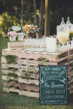 Elegant outdoor wedding decor ideas on a budget 37 #elegantoutdoorparty