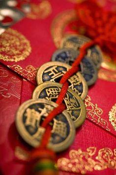 Monedas Chinas= feng shui #goodcharma #goodcharmastyle