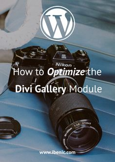 Divi theme is a great theme for people who aren't tech-savvy. The Divi Gallery Module is a module where you can create galleries with a slideshow effect. Learn Wordpress, Wordpress Plugins, Wordpress Theme, How To Start A Blog, Web Development, About Me Blog, Coding, Learning, Gallery