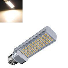 E27 11W 900LM Warm White 44 SMD 5050 LED Light Bulb 85-265V