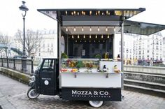 Pop up Shop | Pop up Store | Retail Design | Retail Display | mozza & co | mobile trattoria.