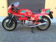 Original 1986: Ducati Pantah 600