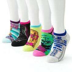 Star Wars 5-pk. No-Show Socks