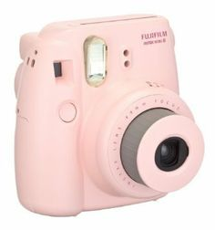 Amazon.com: Fujifilm Instax Mini 8 Instant Film Camera (Pink). For Dayna-Rose's birthday?