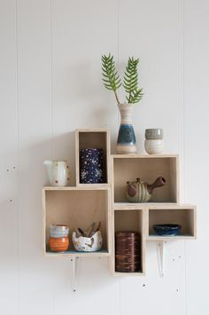 Get crafty: top tips from Ramona Barry & Rebecca Jobson. Photography by Hilary Walker.